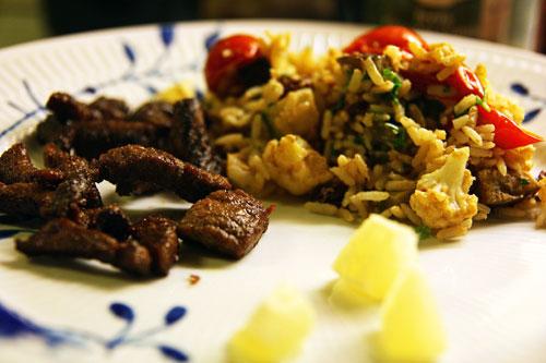 En Arabisk Fusion – Krydderier, Citron og Sesam