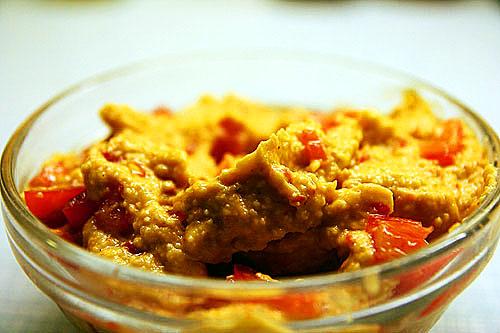 Rød Guacamole