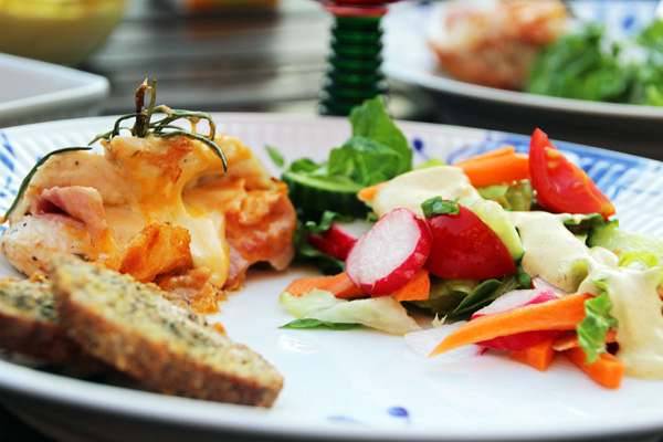 Caesar Salad ( Nero Style )
