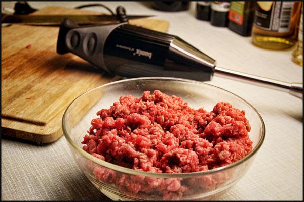 Hakket kød